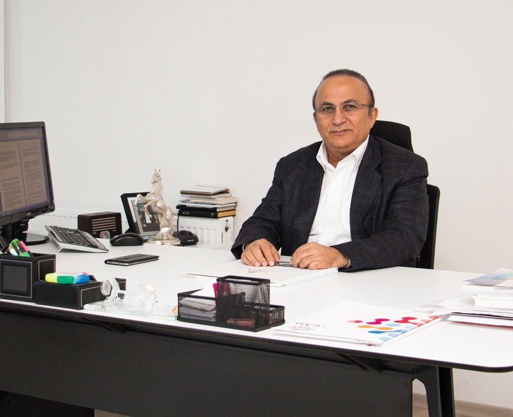 Dr. Ali Yılmaz TEAMDER Derneği Başkanı