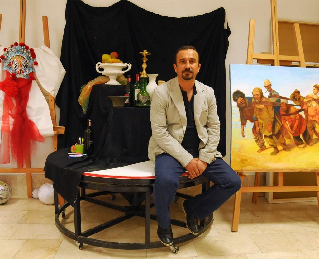 Doç. Dr. Hüseyin Elmas ile Konya'da Sanat Üzerine