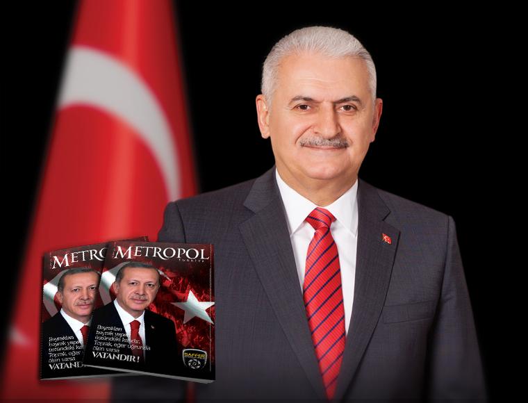 Türkiye Cumhuriyeti  Başbakanı Binali YILDIRIM