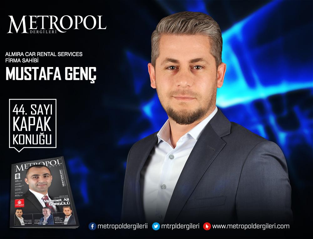 Almira Car Rental Services Firma Sahibi Mustafa GENÇ