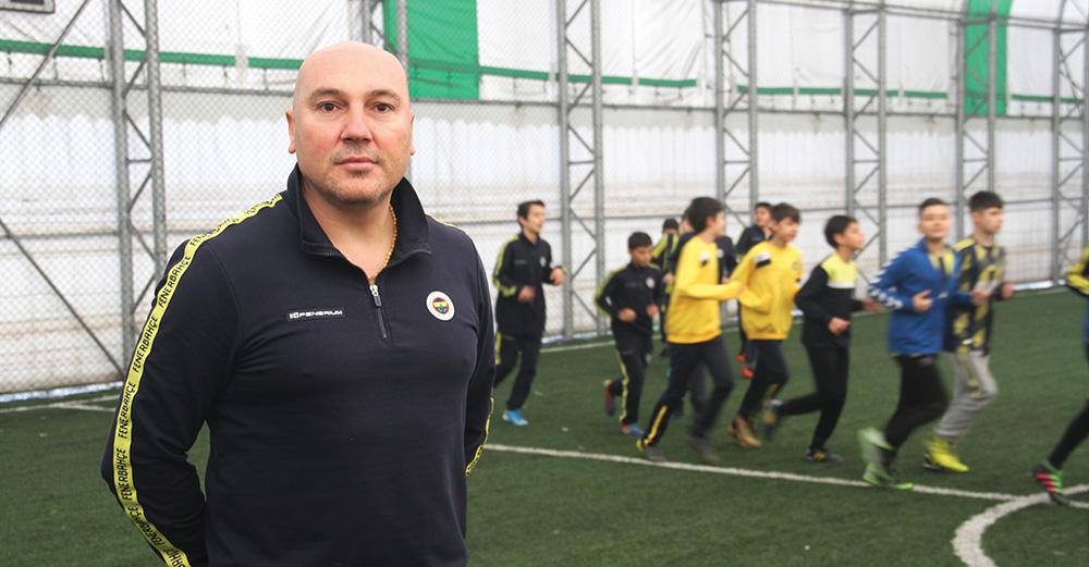 Fenerbahçe Kadıköy Spor Okulları Kulüp Sahibi Özgür KANYILMAZ
