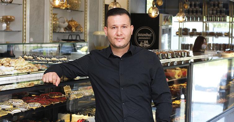 İstanbul Pastanesi Hakan SÜTÇÜ