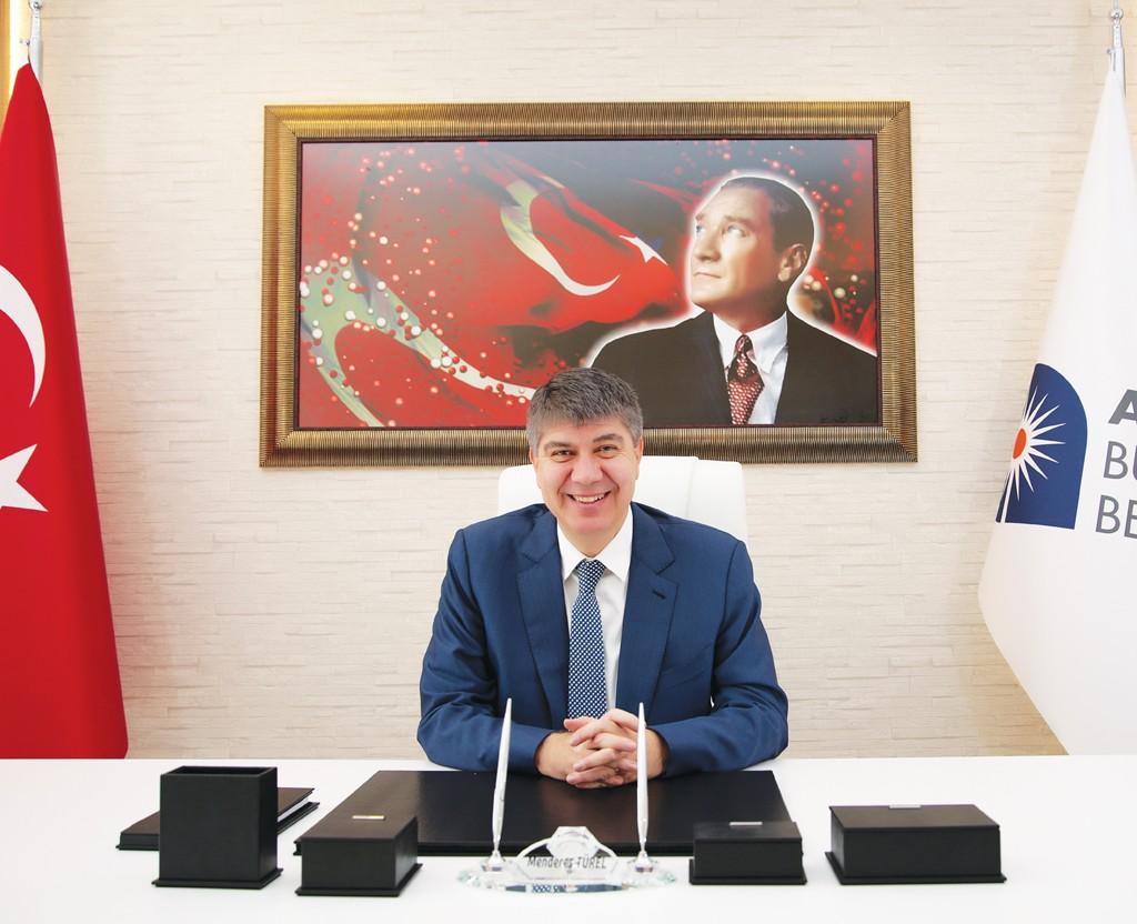Menderes TÜREL Antalya Büyükşehir Belediye Başkanı