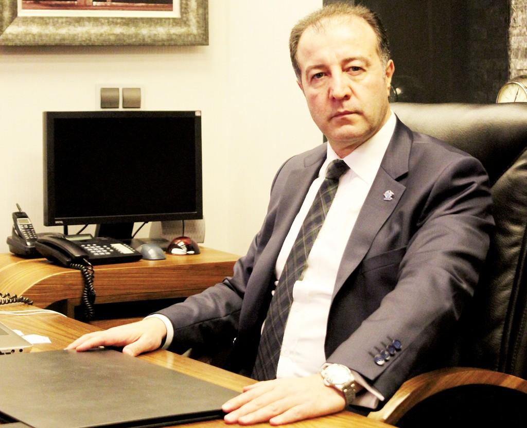 Nezih Allıoğlu  GGYB Derneği Yönetim Kurulu Başkanı