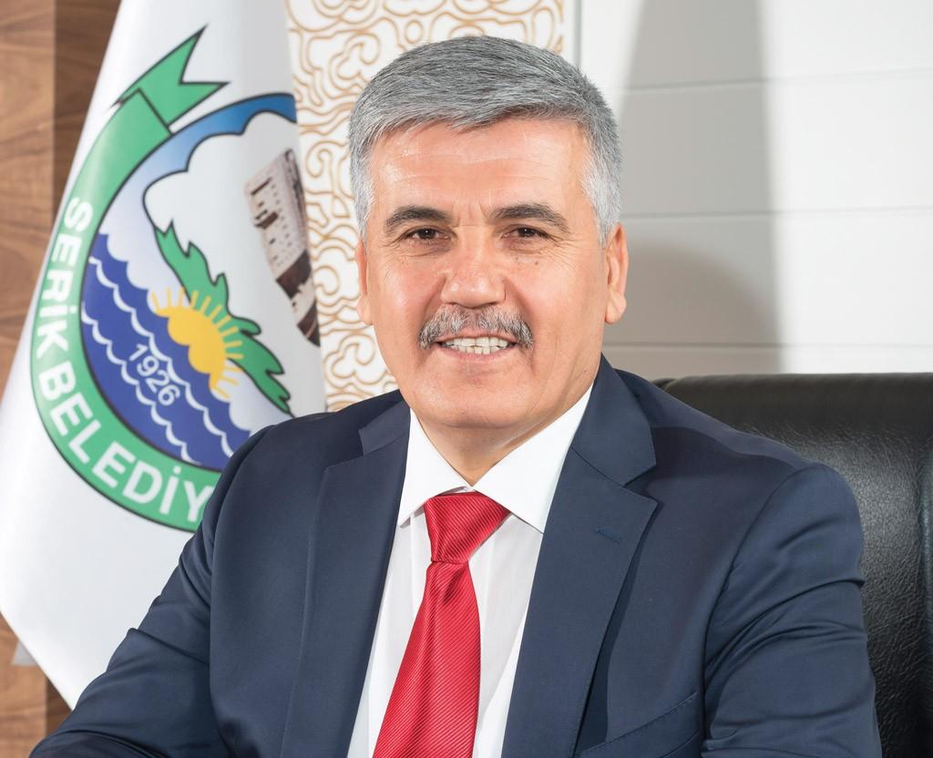 SERİK BELEDİYE BAŞKANI Prof. Dr. Ramazan ÇALIK