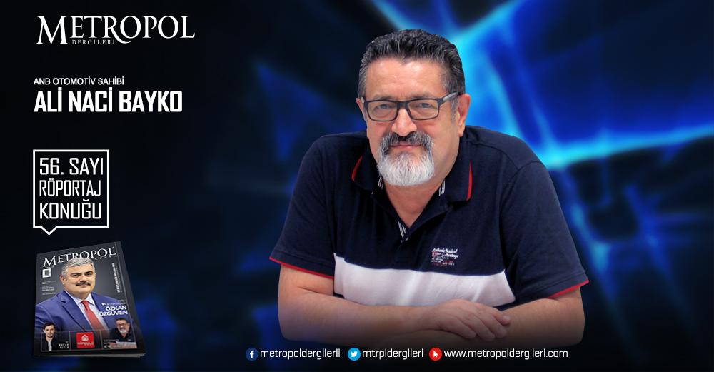 Anb Otomotiv Sahibi Ali Naci BAYKO